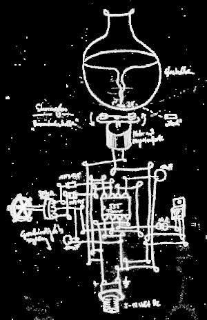 Sturmglas Circuit RaumZeitPiraten