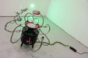 LaserOctopus RaumZeitPiraten