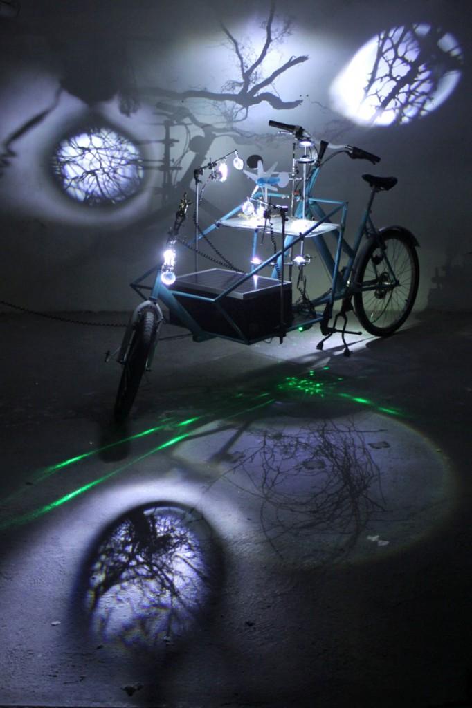 RaumZeitPiraten CycloCopter 2015