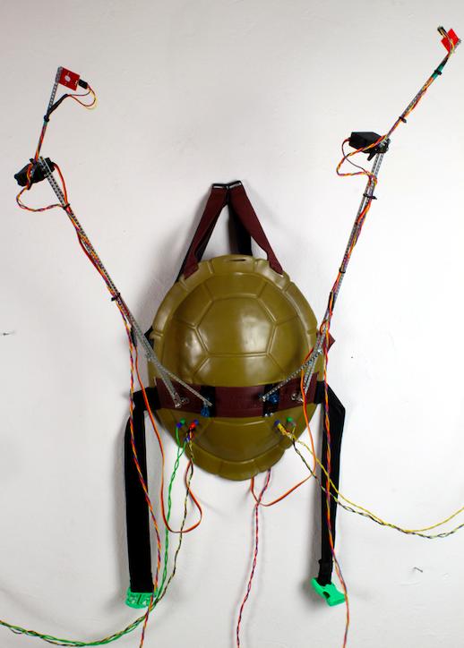 Projektor-Kroete-RaumZeitPiraten