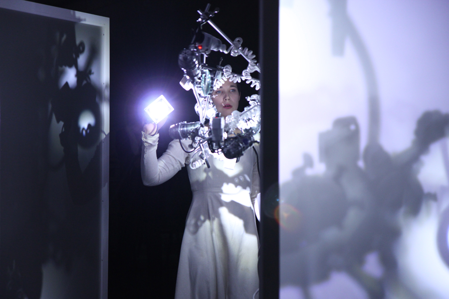 La Fabbrica Illuminata - Luigi Nono - Wuppertaler Buehnen 2011 A